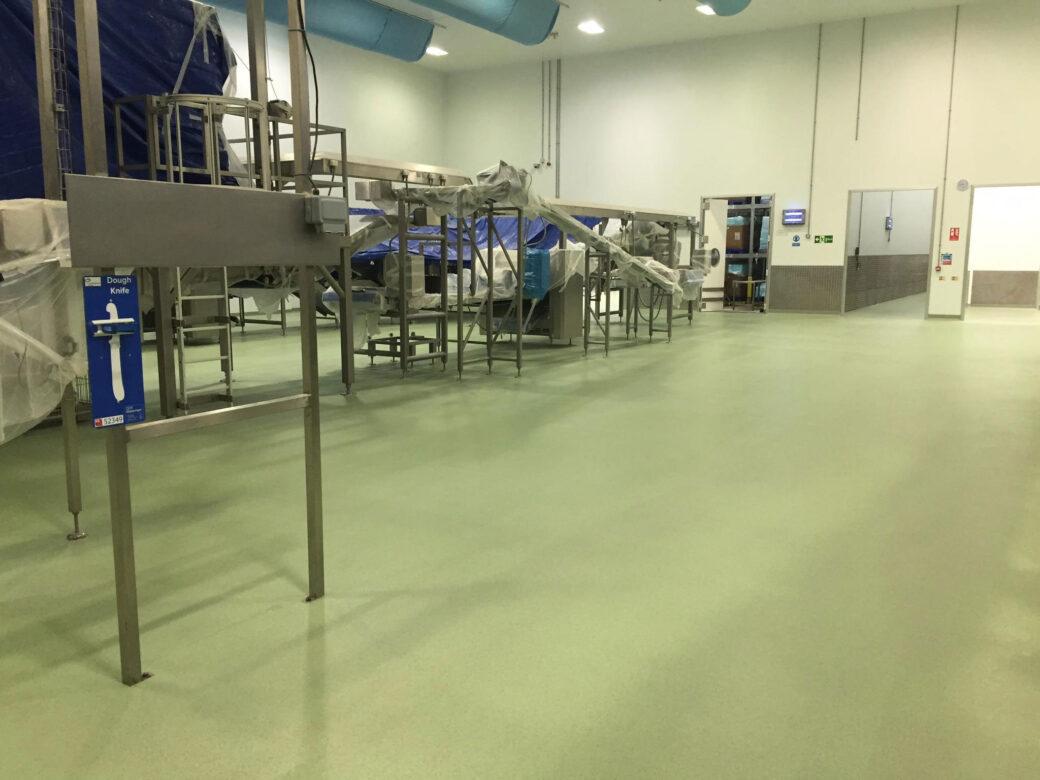 Food Safe Flooring - IFT