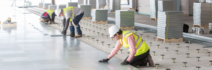 Raised Access Flooring – what does it really involve?