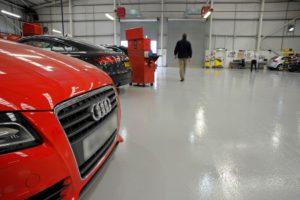 Audi Body Shop