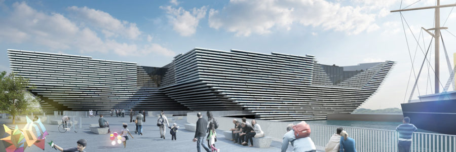 IFT contracted by BAM on V&A Museum in Dundee