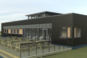 Lochore Meadows Visitor Centre