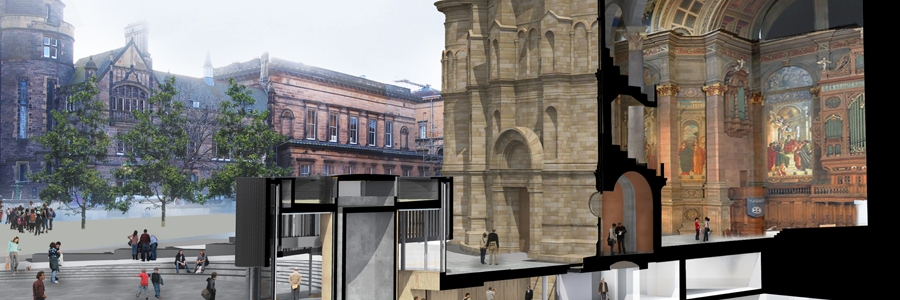 IFT involved in refurbishment of Edinburgh University's McEwan Hall