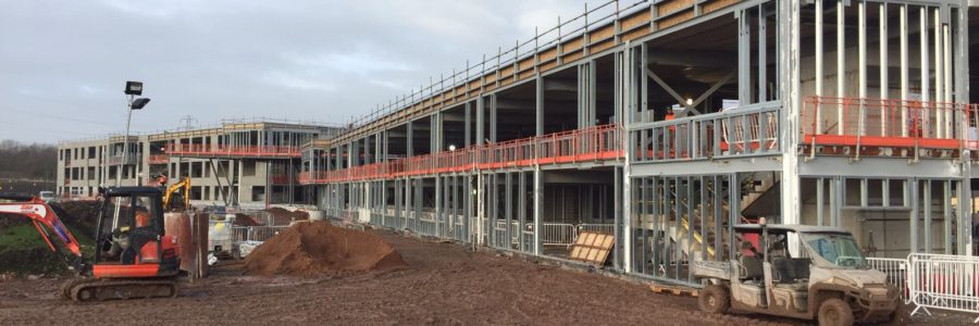 IFT appointed on flagship schools campus in Cumbria