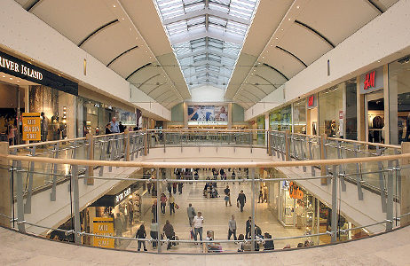 IFT working again at Newcastle's Metro Centre