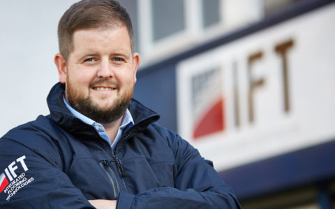 Richard Craig joins the team as Contracts Manager