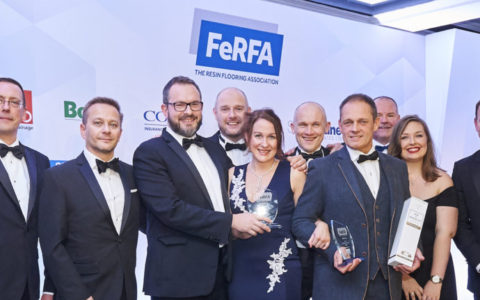 IFT wins at FeRFA Awards
