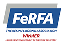 IFT FeRFA Winner Large Industrial Project Of The Year 2018/19