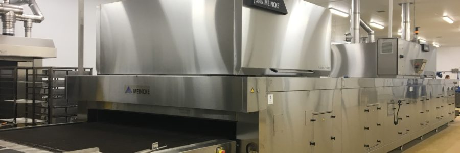 IFT installs flooring at Just: Gluten Free's new production facility