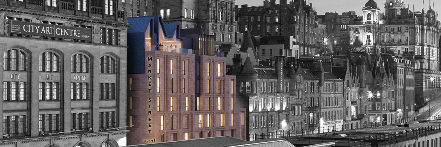 IFT appointed to carry out works on flagship hotel in Edinburgh