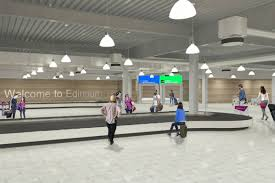 IFT works on Edinburgh Airport's new terminal extension
