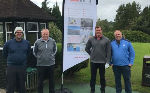 IFT raises over £1800 at charity golf day