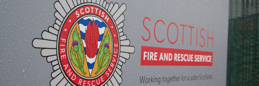 IFT installs flooring at new £11m state-of-the-art SFRS training centre